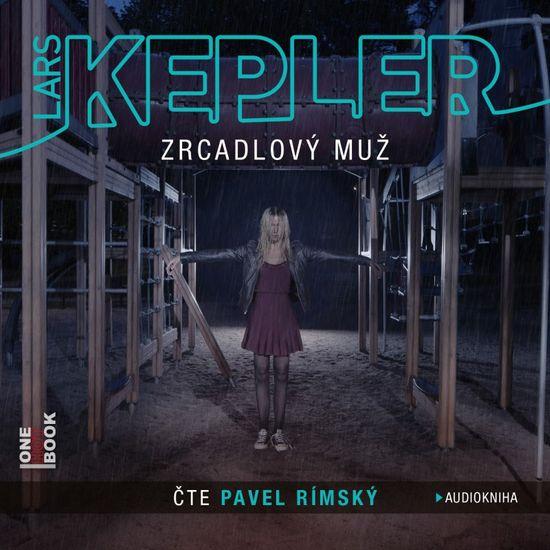 Kepler Lars: Zrcadlový muž (2x CD) - MP3-CD