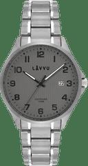 LAVVU Titanové hodinky se safírovým sklem LAVVU TITANIUM LILLEHAMMER Gray