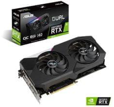 Asus Dual OC GeForce RTX 3070 grafička kartica, 8 GB GDDR6
