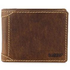 Lagen Pánska kožená peňaženka 511462 TAN