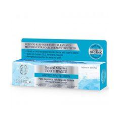 Natura Siberica Artic Protection természetes fogkrém (Toothpaste) 100 g