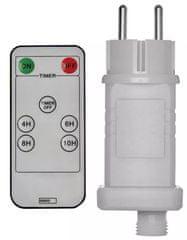 EMOS Profi adapter + daljinski upravljač za povezane nizove, 12 W, IP44