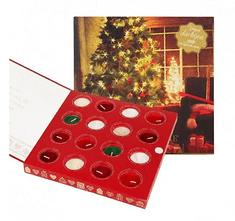 Albi Adventní kalendář - 16 čajových svíček