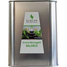 Schupp Aromatický masážny olej, Balance, 2500 ml