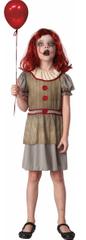 MaDe Farsangi ruha - ijesztő bohóc