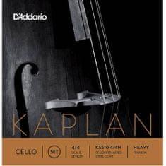 Daddario KS510-44H Struny na violončelo 4/5