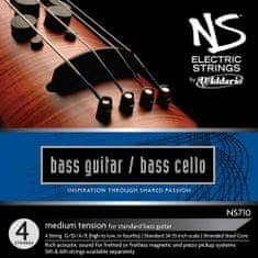 Daddario NS710 Struny na kontrabasové violončelo