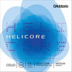 Daddario H510-34M Struny na violončelo 3/4