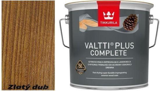 Tikkurila Valtti Plus Complete 0,75L zlatý dub