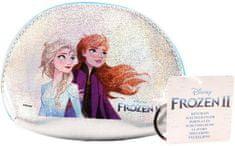 Canenco Dětská peněženka Frozen 2 / taštička Frozen 2 Ledové království třpytivá