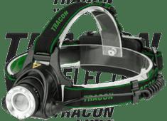 Tracon Electric Svítilna LED čelovka 5W nabíjecí 3,7V 1500mA HL500B Tracon electric