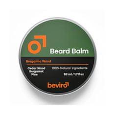 Be-Viro Balzam na fúzy s vôňou cédra, bergamotu a borovice (Beard Balm)