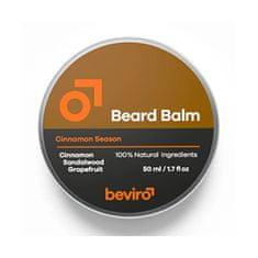 Be-Viro Balzam na fúzy s vôňou grepu, škorice a santalového dreva (Beard Balm)