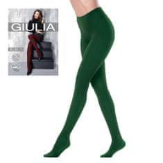 Giulia Dámské hladké jemné mikrovláknové 3D neprůhledné punčochové kalhoty