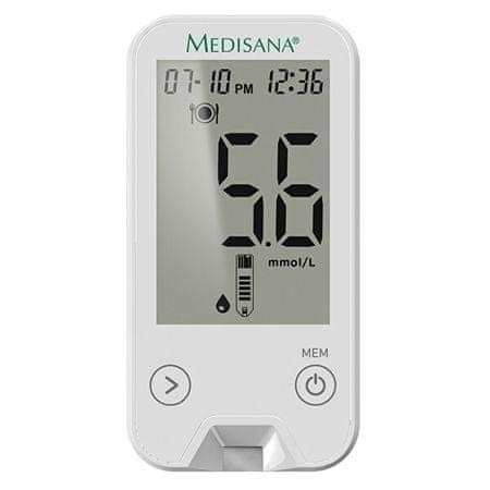 Medisana Glükométer MediTouch 2 kiegészítőkkel