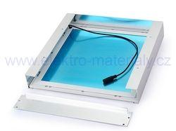 Greenlux Led rámeček na led panely 60x60cm montážní rám bílý GXLS390 Greenlux