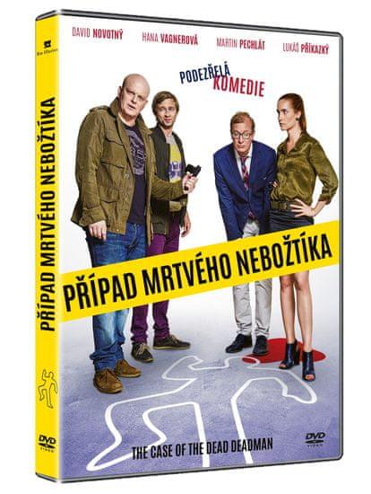 Případ mrtvého nebožtíka - DVD
