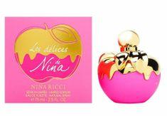 Nina Ricci Les Délices De Nina toaletna voda, 75 ml