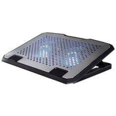Hama Chladící stojan pro notebook ″Aluminium″ 53064