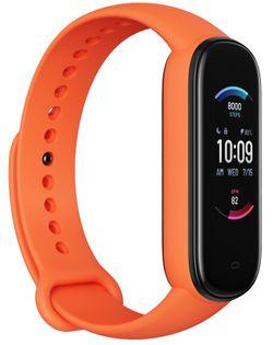 Fitness náramok Xiaomi Mi Band 5, veľký farebný AMOLED displej, vodotesný, multi šport, jóga, skákanie cez švihadlo, rotopéd, relaxačné cvičenia proti stresu
