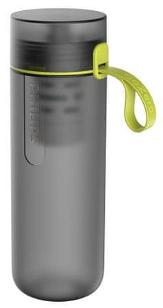 PHILIPS Adventure vízszűrő palack AWP2722GRR/10, szürke