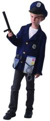MaDe Przebranie karnawałowe - policjant