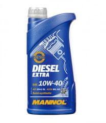 Mannol motorno ulje Diesel Extra 10W-40, 1 l