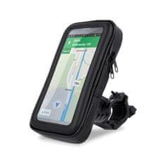 setty. Vodeodolný držiak na bicykel UR-03 XL GSM101346, čierny
