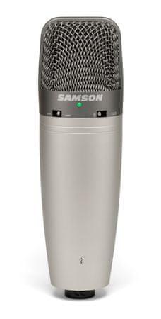 Samson C03u USB kondenzatorski mikrofon