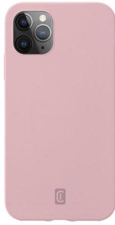 CellularLine zaščitno steklo Sensation za Apple iPhone 12 Pro Max, roza SENSATIONIPH12PRMP
