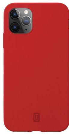 CellularLine Sensation ovitek za iPhone 12 Pro Max, rdeč