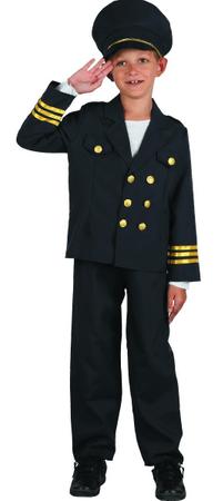 MaDe Karneváli ruha - pilóta, 134 - 140
