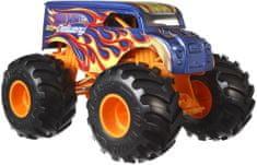 Hot Wheels Monster trucks Nagy Dairy Delivery teherautó