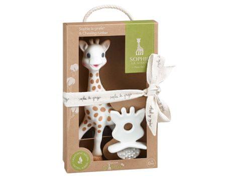 Vulli Žirafa Sophie z grizalom So pure vulli
