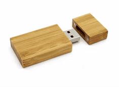 CTRL+C Pendrive eco wood BAMBUS CARBON