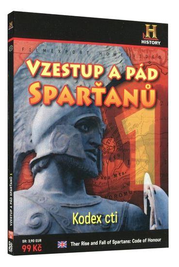 Vzestup a pád Sparťanů 1 - Kodex cti - DVD