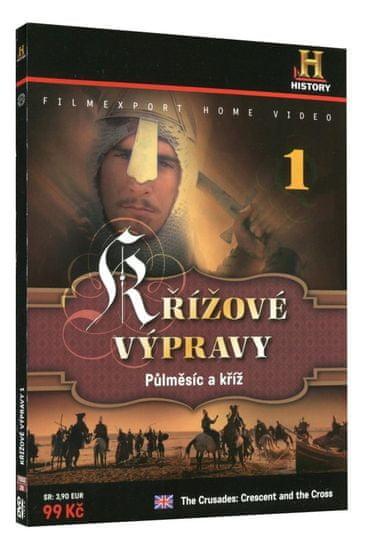 Křížové výpravy: Půlměsíc a kříž 1 - DVD