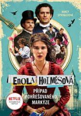 Nancy Springer: Enola Holmesová – Případ pohřešovaného markýze