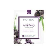 FOREO Acai Berry ( Smooth ing Mask) 6 x 6 g