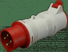 SEZ RA 1643 Adaptér reverzační 400V 4P 16A IP44 SEZ