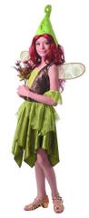 MaDe Farsangi ruha - zöld tündér