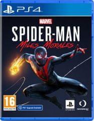 Playstation Marvel's Spider-Man Miles Morales igra (PS4)