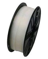 Gembird tlačová struna, ABS, 1,75mm, 1kg, transparentné (3DP-ABS1.75-01-TR)