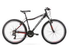 Romet Rambler R6.1 2020 JR brdski bicikl, crno-crveni, S-15