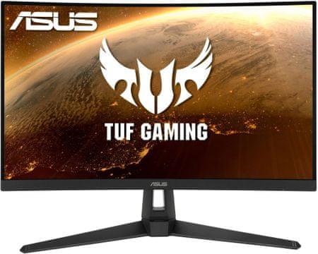Asus TUF Gaming VG27VH1B monitor, FHD, FreeSync