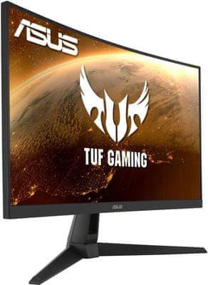 monitor gamingowy Asus VG27VH1B (90LM0691-B01170) full hd 144 hz bez zacinania