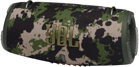 JBL Clip 3 prijenosni zvučnik, kamuflažna