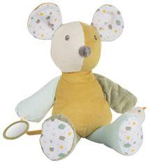 Canpol babies Hebký maznáčik s pískatkom Mouse