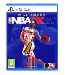 Take 2 NBA 2K21 Standard Edition igra (PS5)
