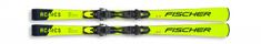 FISCHER set RC4 RCS AR skije, 165 cm + RC4 Z12 PR vezice